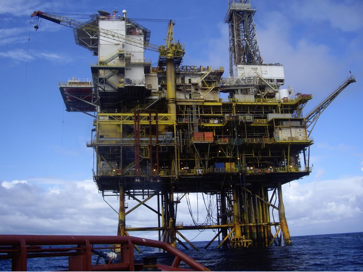 海洋石油932